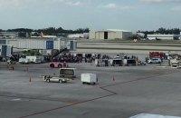Мужчина открыл стрельбу в аэропорту во Флориде, пять человек убиты