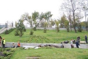 Границы киевских парков хотят закрепить в Генплане
