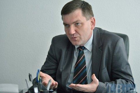 Начальник департамента спецрасследований ГПУ Горбатюк снова получил выговор (обновлено)