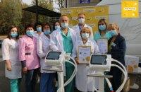 Всемирный день здоровья: как Фонд Рината Ахметова помогает стране остановить коронавирус