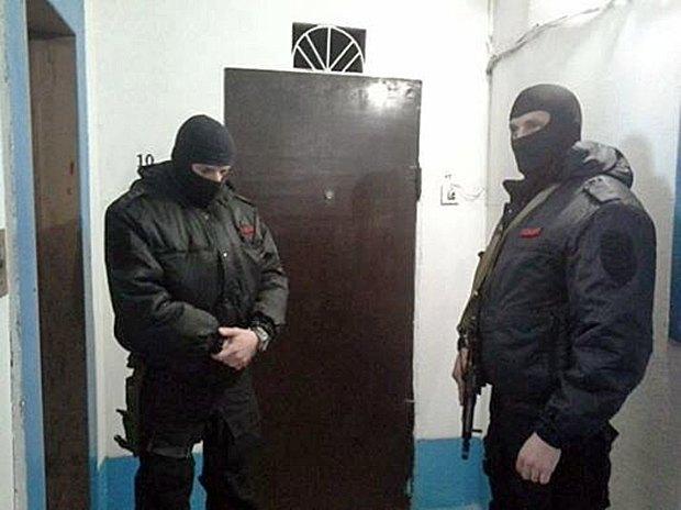 Обшуки у Курбедінова
