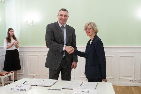 ЄБРР може виділити €320 млн на інфраструктурні проекти в Києві