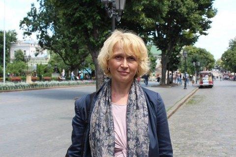 В Одесі облили фекаліями відому активістку Підпалу