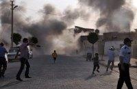 """Туреччина готова """"з більшою силою"""" реагувати на обстріли з Сирії"""