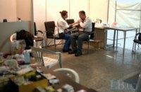 Одного з постраждалих від вибуху на Майдані відправили на лікування до Польщі