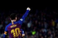 Ла Лига представила в минутном ролике все 36 мячей Месси в чемпионате Испании