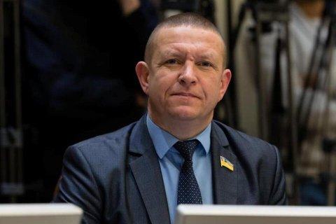 Нардеп Бондар потрапив у ДТП у Житомирській області