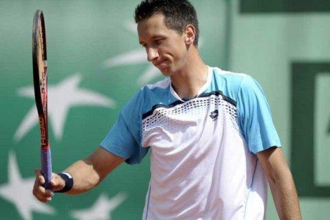 Стаховский проиграл на старте квалификации турнира ATP