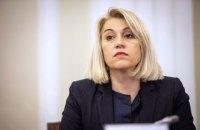 Бабак покинула должность министра, раскритиковав напоследок строительную мафию