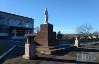 Село в Одесской области не демонтировало памятник Кирову из-за отсутствия таблички на нем