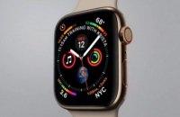"""Apple представила """"умные"""" часы с увеличенным дисплеем"""