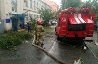 Негода знеструмила понад 500 населених пунктів, одне місто відключено від газопостачання