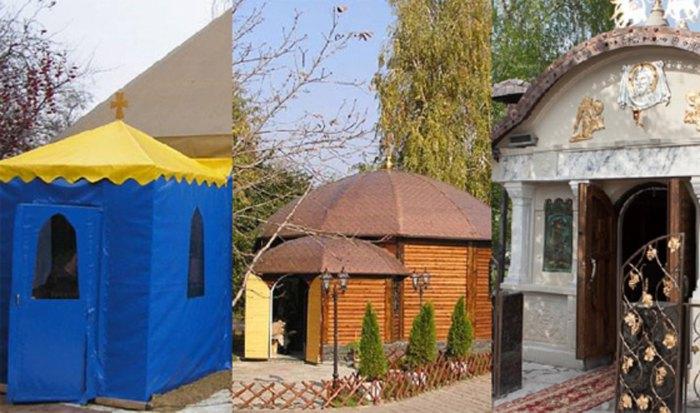 История преображения брезентовой палатки в капитальное сооружение с фундаментом