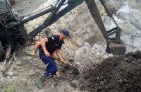 У Дніпропетровській області чоловік і підліток загинули під час обвалу піску на стихійному кар'єрі