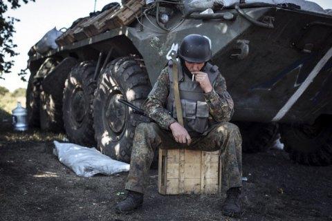 На Донбассе в воскресенье сохранялся режим тишины