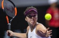 Свитолина вышла в полуфинал Итогового турнира WTA