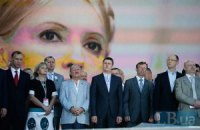 Тимошенко і Луценко очолять опозицію на виборах, Княжицький - у списку, але Шевченко віддав перевагу Королевській