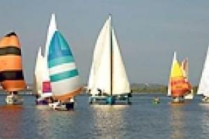 Украинские и российские моряки устроят гонки на яхтах