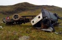 Двое туристов из Киева погибли в Карпатах