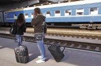 Движение поездов в западном направлении восстановлено