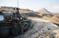 Украина предложила развести силы в Дебальцево