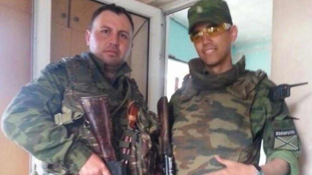 Антоніо Катальді - найманець бойовиків на Донбасі