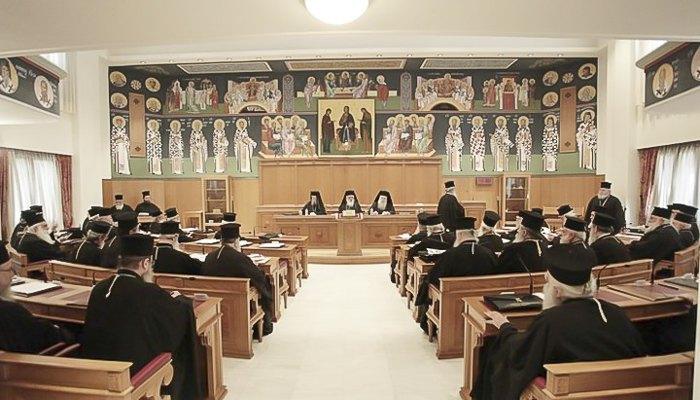 Заседания Священного Синода Элладской Православной Церкви