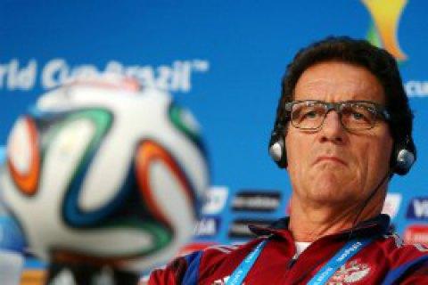 Фабио Капелло объявил о завершении тренерской карьеры