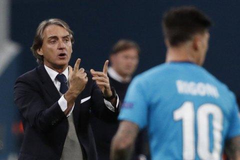 Роберто Манчини возглавит сборную Италии уже кконцу весны