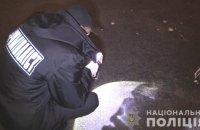 """Полиция разыскивает участников драки со стрельбой на метро """"Лесная"""" в Киеве"""