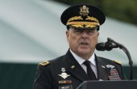 Глава Генштаба США обсудил с украинским и российским коллегами ситуацию на Донбассе