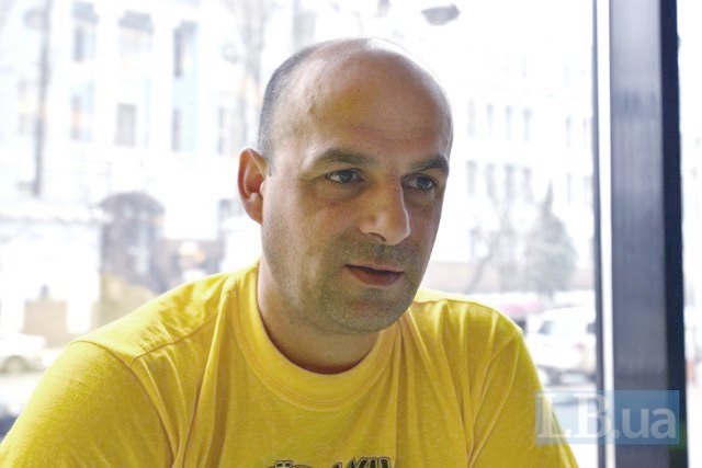 Михаил Попрозман