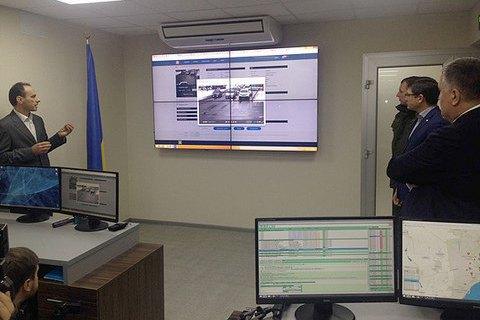 Поліція запустила систему відеоспостереження за ситуацією в Маріуполі