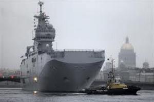 У Росії збудують новий атомний криголам
