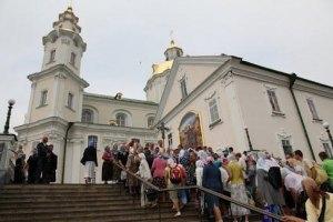 Почаевскую Лавру хотят пустить с молотка