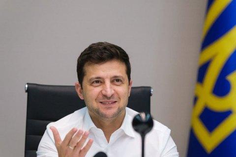 Зеленский поблагодарил Байдена за позицию по Крыму
