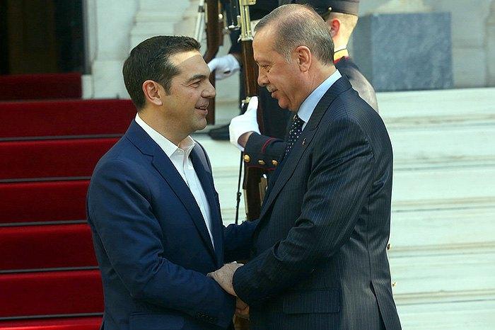 Встреча с премьер-министром Греции Алексисом Ципрасом