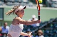 Свитолина вышла в четвертьфинал Мастерса в Майами (обновлено)