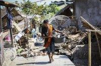 В Индонезии из-за землетрясения погибли больше 90 человек