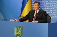 Янукович перенес встречу с фракцией ПР на завтра