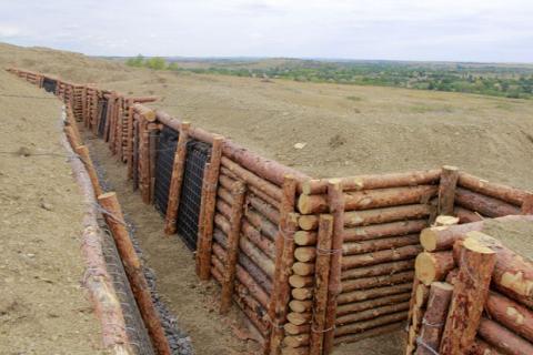 Колишньому топ-чиновнику Запорізької ОДА повідомили про підозру в порушеннях при будівництві фортифікацій на Донбасі