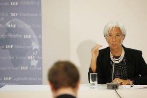 МВФ готовий направити місію в Україну