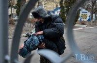 Звільнені з полону бійці зустрілися з рідними у Василькові