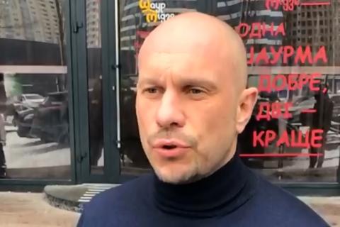 Кива внес залог за полицейского, арестованного после столкновения с С14 на Подоле