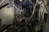 Кількість жертв пожежі у лікарні Багдаду зросла до 82 (оновлено)