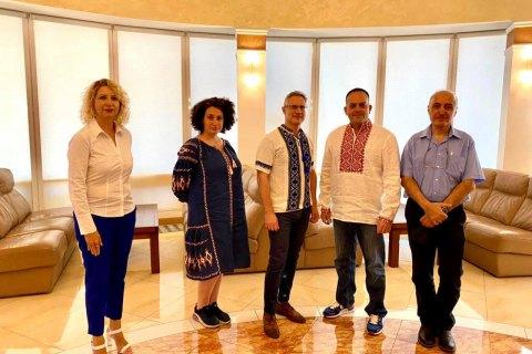 Новий посол Ізраїлю Бродський прибув до України