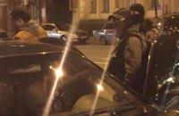 В центре Киева спецназ со стрельбой задержал автомобильных воров