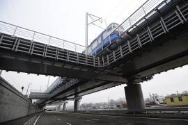 Мост Кирпы заработал в двухстороннем режиме