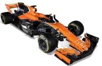 McLaren сменил цвет болида на оранжевый