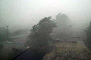 На Чернігівщині ураган зірвав дах із райлікарні